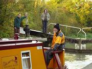 Bill Royds at Warwickshire CanaliRing